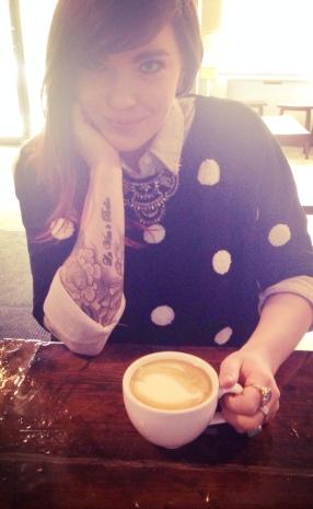 I love Toni a Latte